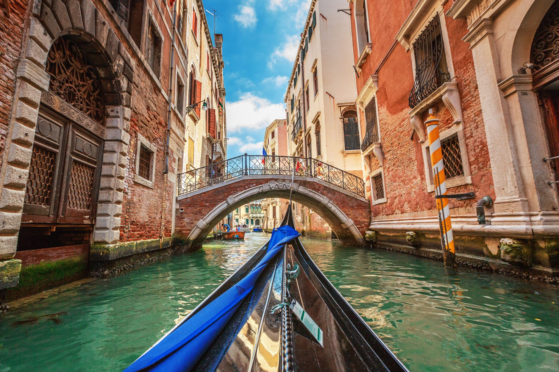 Romantisk tur til Venedig i april for kun 483,- (Inkl. hotel i centrum for 2.023,- i 6 dage)